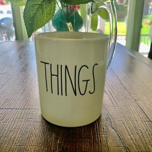 Rae Dunn Accents - Rae Dunn THINGS Jar